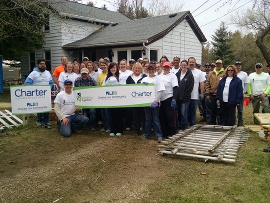 This team of Charter employees and skilled contractors