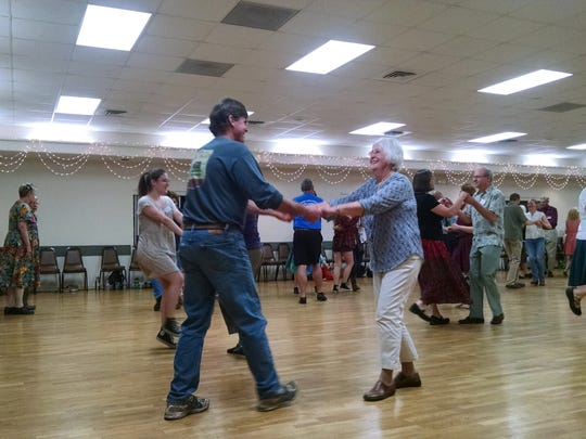 Redding Community Contra Dance