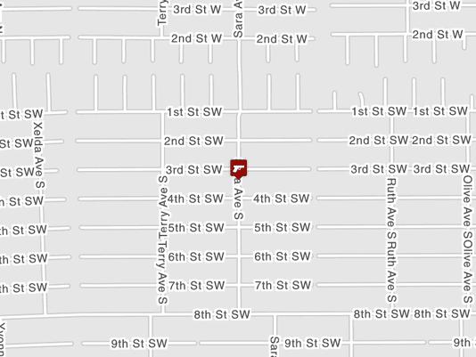 Sara Avenue and Third Street Lehigh Acres