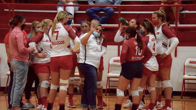 The Miles volleyball program has halted their 2020 season due to a teacher or student testing positive for the COVID-19 virus. The JV and varsity players have been placed in quarantine.