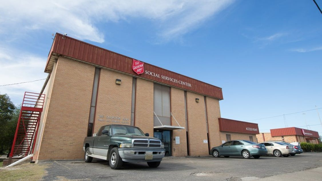 Salvation Army Changes Food Pantry Schedule