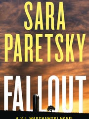 Fallout. By Sara Paretsky. William Morrow. 448 pages. $27.99.