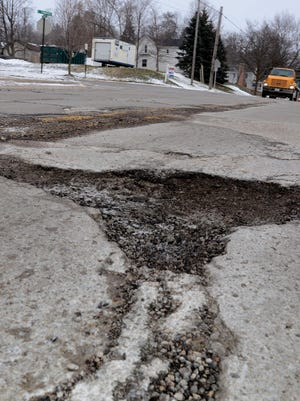 Obtaining funding for Canton road improvements is a complex, costly problem.