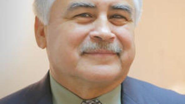 Pete Delgado, CEO of Salinas Valley Memorial Hospital