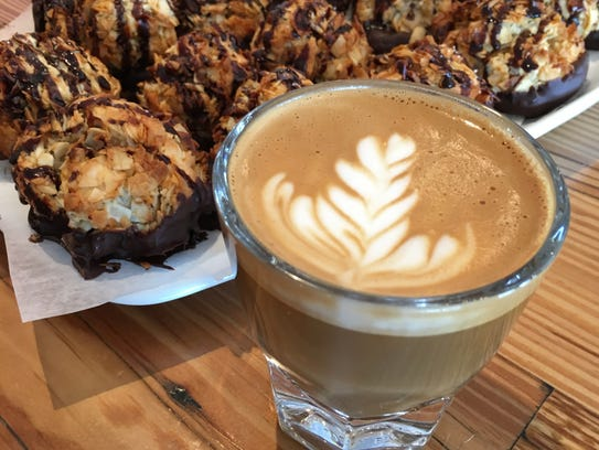 The Coffee Box, which opened in December in Plainfield,