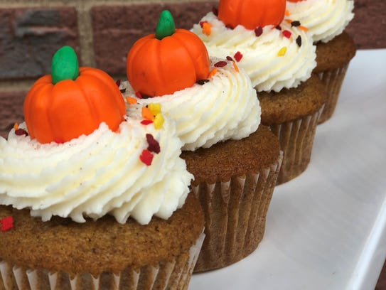 Jolirose Bake Shop sells an array of pumpkin-flavored