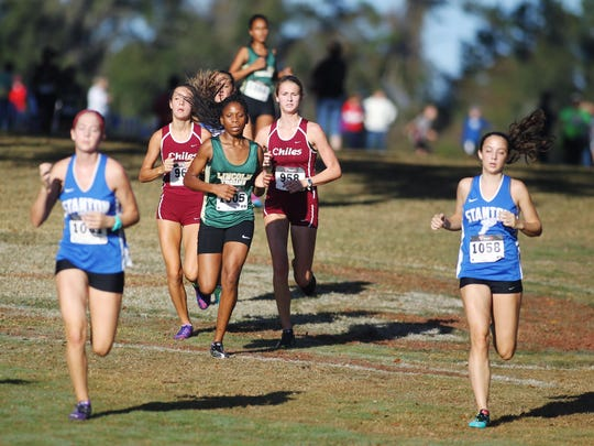 Chiles High boys and girls won the District 3-3A cross country meet Saturday.