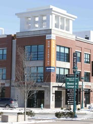 The Switch building, 8626 E 116th St, Fishers, Feb.