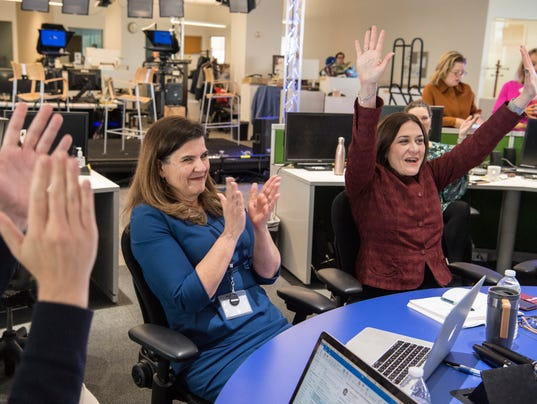 Pulitzer Prizes given to USA Today