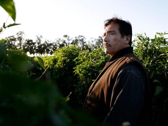 """ABC's """"American Crime"""" stars Benito Martinez as Luis"""