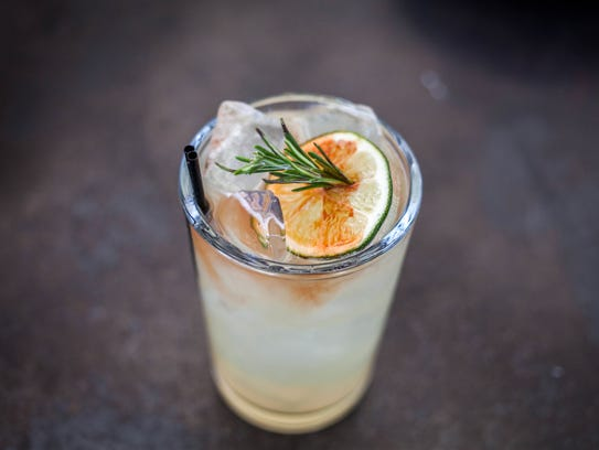 Rosemary & Lime at North Italia.