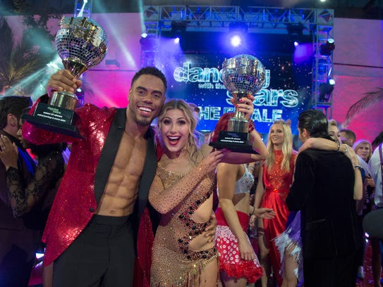 "DANCING WITH THE STARS - ""Episodes 2411"" - On night"