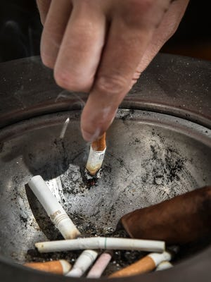 The American Cancer Society Great American Smokeout, set to take place on Nov. 17, 2016, encourages smokers to stop smoking cigarettes for at least one day.