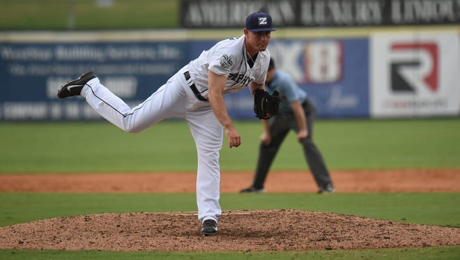 McCutcheon grad and former Purdue pitcher Nick Wittgren was added to the Miami Marlins' 40- man roster in November.