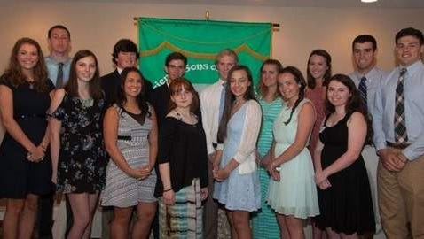 Monmouth County Friendly Sons of St. Patrick-Jersey Shore Grant Winners