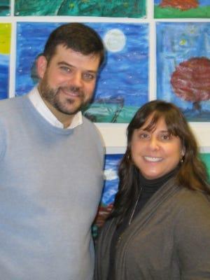 Greg Marino and Audrey Boutaugh