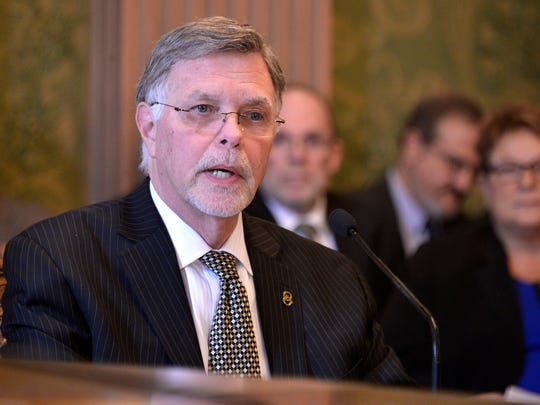 Oakland University President George Hynd plans to ask Gov. Rick Snyder if the school can exceed its 2.8 percent tuition cap.