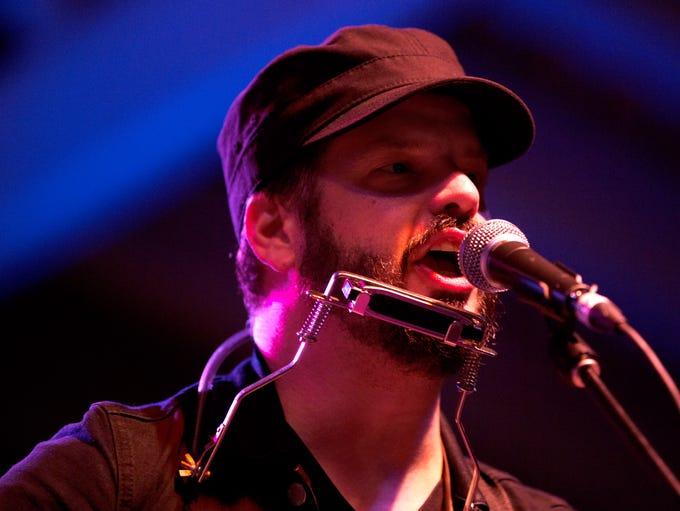 Grammy-nominated blues-rock trio the Record Company,