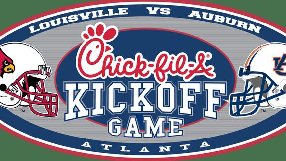 No. 6 Auburn vs. Louisville in 2015 Kickoff Classic