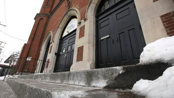 The St. John Center for Homeless Men in Louisville, Ky.