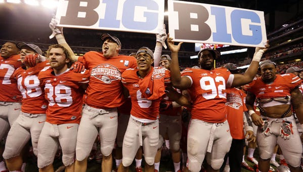 The Big Ten is talking a big game with academic reform. Mostly, though, it's just trying to advance the discussion.