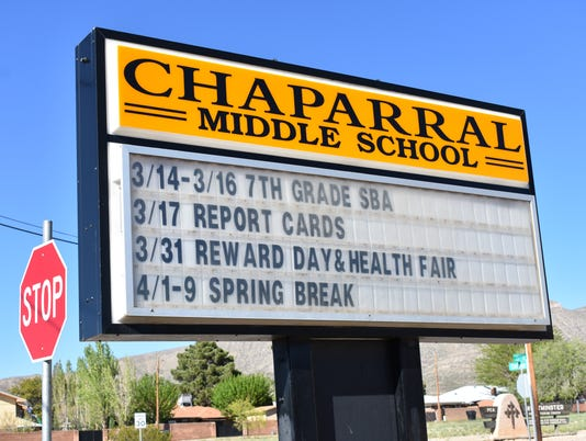 Chaparral Middle School 2