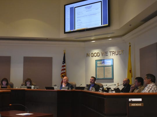 Alamogordo City Commissioners passed a new fee schedule