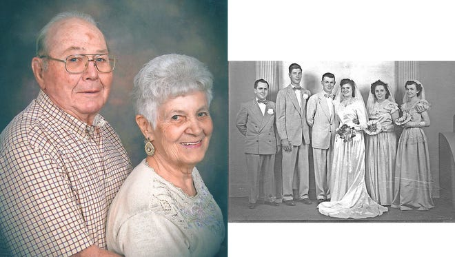Whitenack 65th Wedding Anniversary