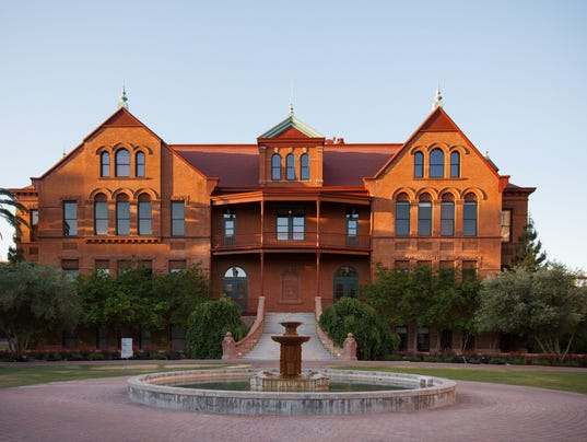 ASU Old Main 1