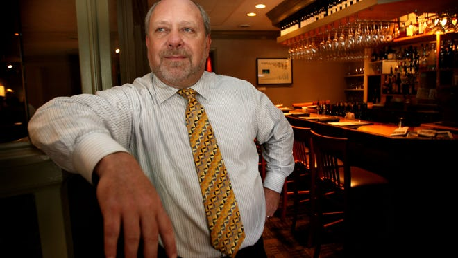 Randy Rayburn, owner of Midtown Cafe and Cabana.