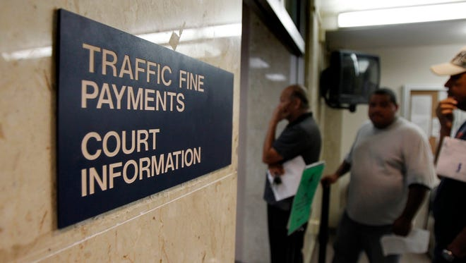 Corpus Christi's Municipal Court Internal computer system is down, preventing people from paying fines in person.
