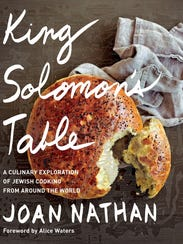 """""""King Solomon's Table"""" is Joan Nathan's 11th cookbook."""