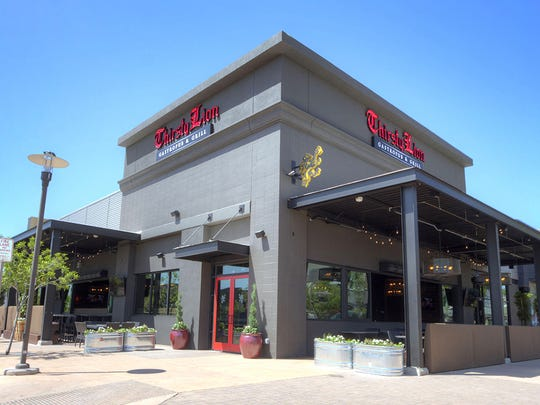 Thirsty Lion's latest location is open at the SanTan