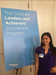 Janessa Mendoza of Edison awarded prestigious scholarship.