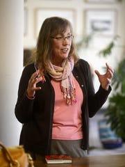 Author Gwen Florio