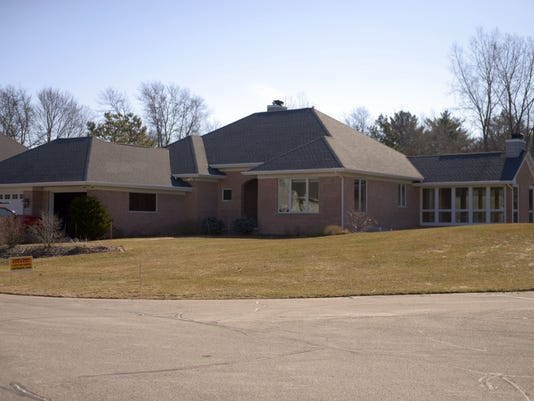 Aaron Rodgers' house, Suamico
