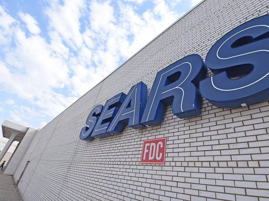The Sears store at the Richland Mall is one of 21 Sears sites that will close in October, the chain's parent company has announced. The Sears Auto Center will close this month.