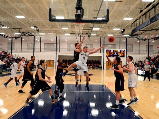 PHOTOS:West York hosts Gettysburg for first game in new gym