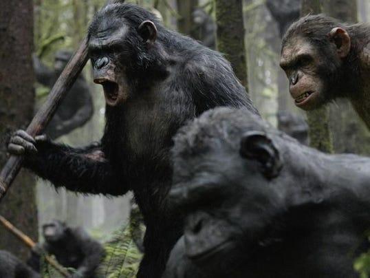 dawn-apes