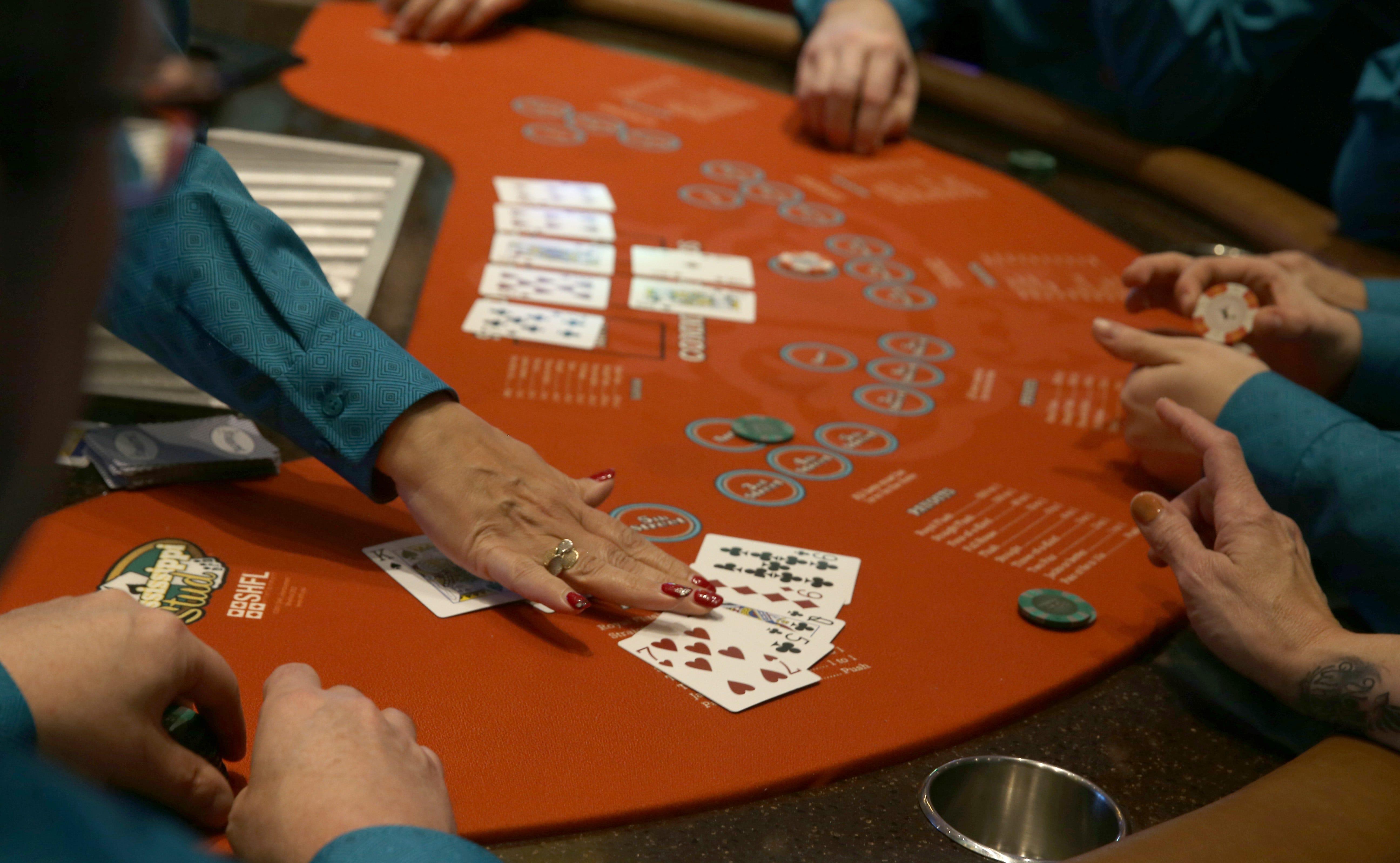 The firm irish poker