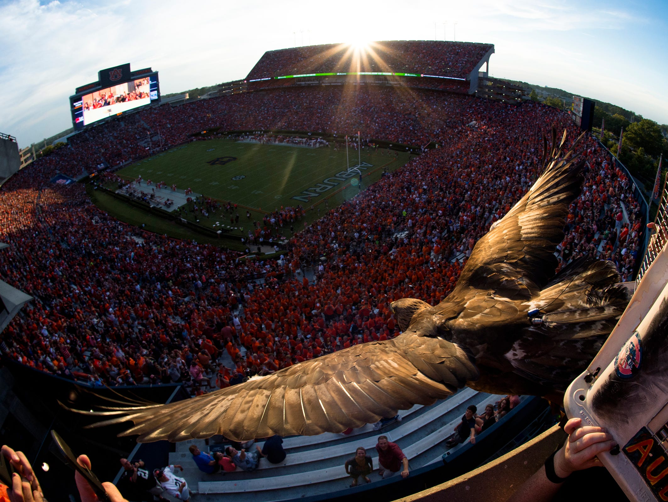 Auburn Football Schedules Home And Home Series With Baylor