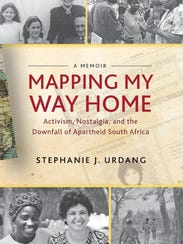 """Stephanie Urdang will sign copies of her book """"Mapping"""