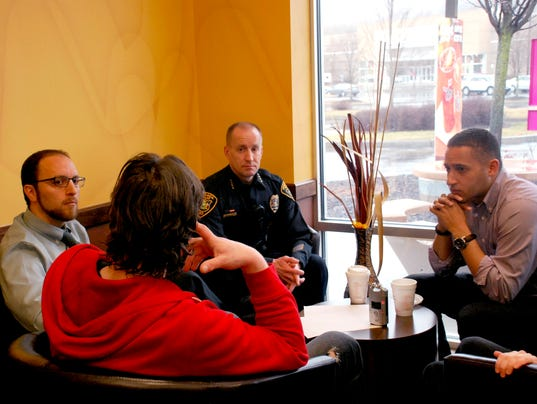 Barber Shop Ithaca : Ithacas mayor and police chief are hosting a coffee shop series for ...