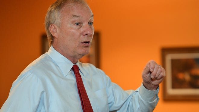 """Maryland Comptroller Peter Franchot says """"it's important that we not confuse economic stability for sustained economic growth."""""""