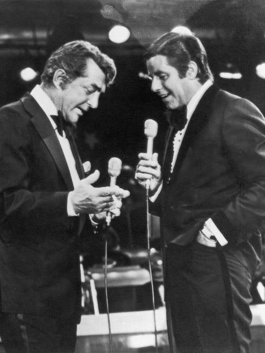 Dean Martin, Jerry Lewis