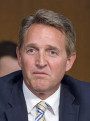 U.S. Sen. Jeff Flake (R-Ariz.)