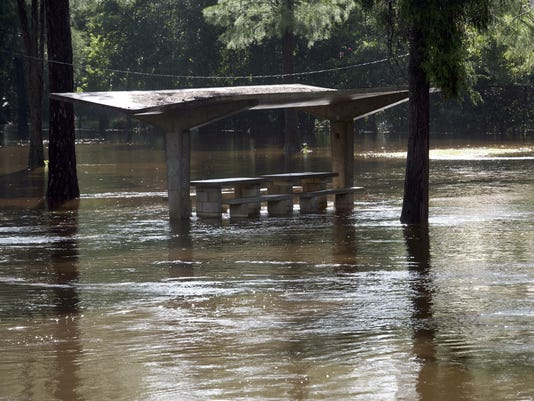 Milton Flooding