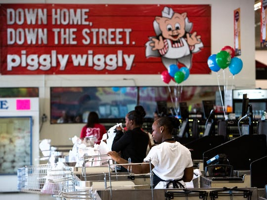 The new Piggly Wiggly located on Lower Wetumpka Road