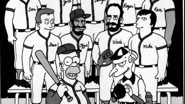 Baseball Hall of Fame to honor 'The Simpsons'
