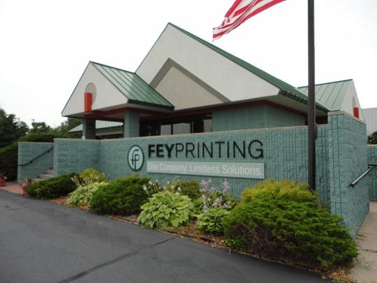The new Fey Publishing building is located in the West